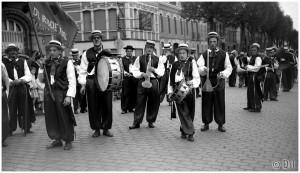 hier 1950 carnaval bande