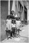 bébé - frère et soeurs avec Hortense
